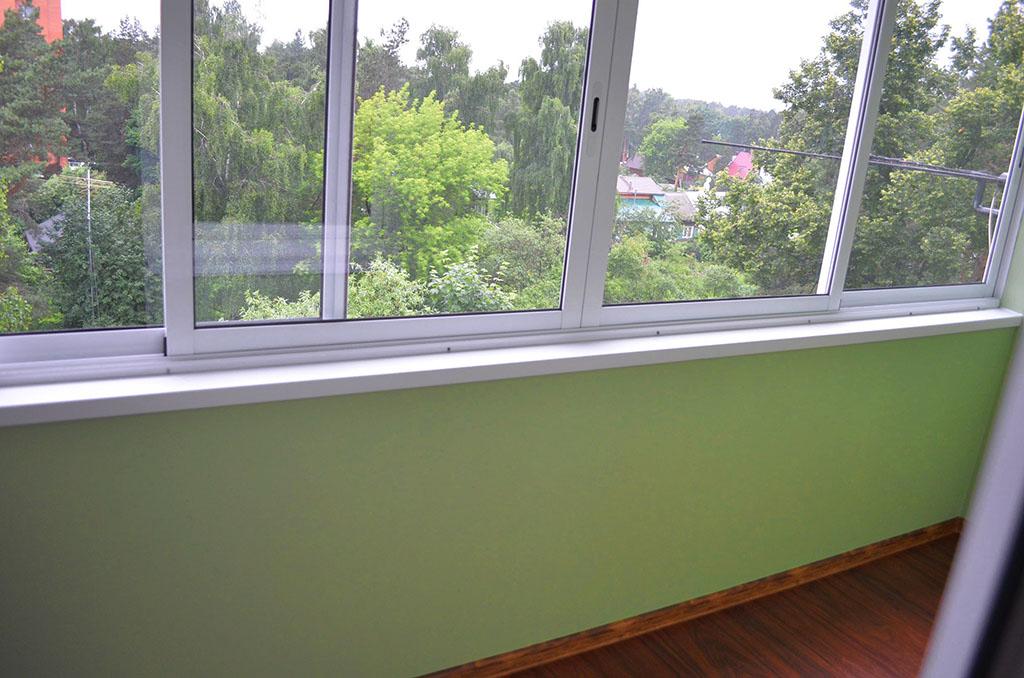 """Компания """"окна-астрель"""" оконные технологии, пластиковые окна в одинцово балконы 1."""