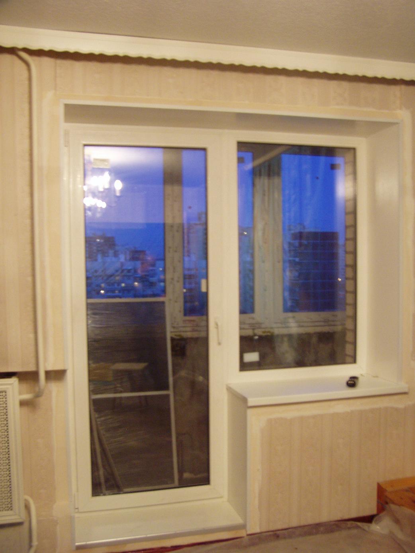 Балконный блок без окна фото. - поновее - каталог статей - в.